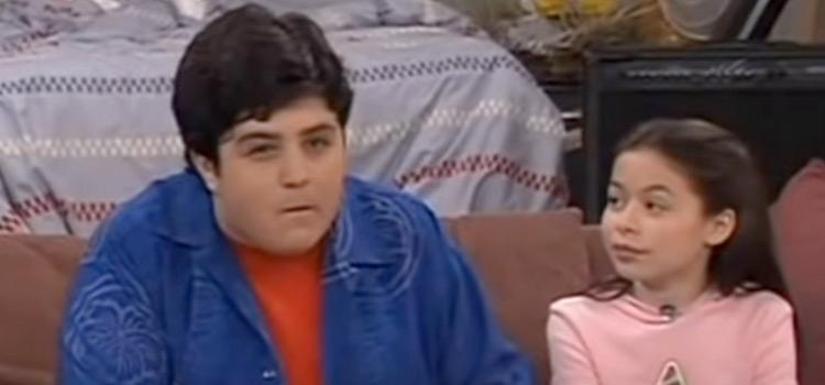 Josh funny face with Megan - Drake & Josh funny screenshot