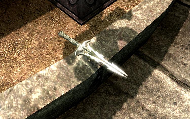 Dagger of Vaermina Skyrim Mod