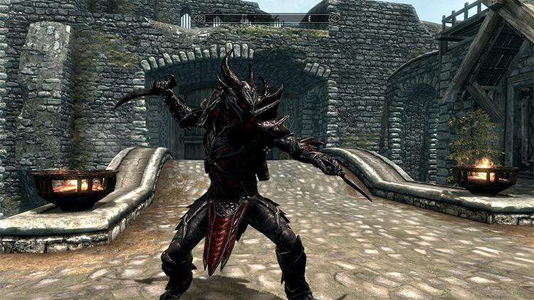 Reversed Daggers - TES Skyrim