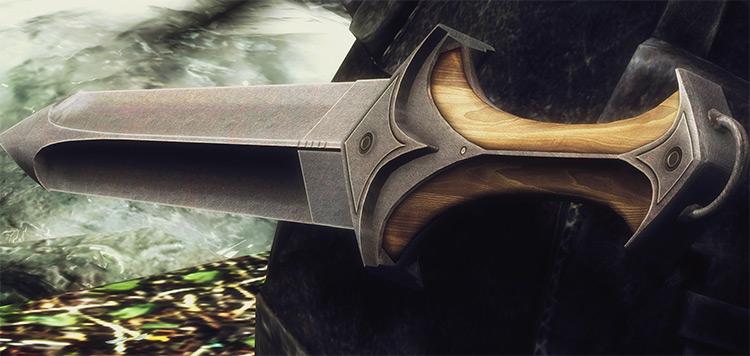 Warblade Dagger Mod