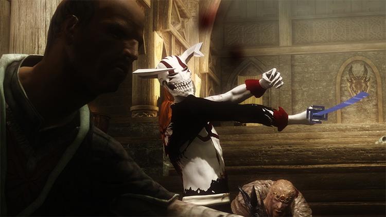 Vasto Lorde mod for Skyrim