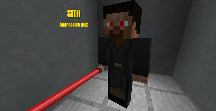 Star Wars in MC - Minecraft Mod