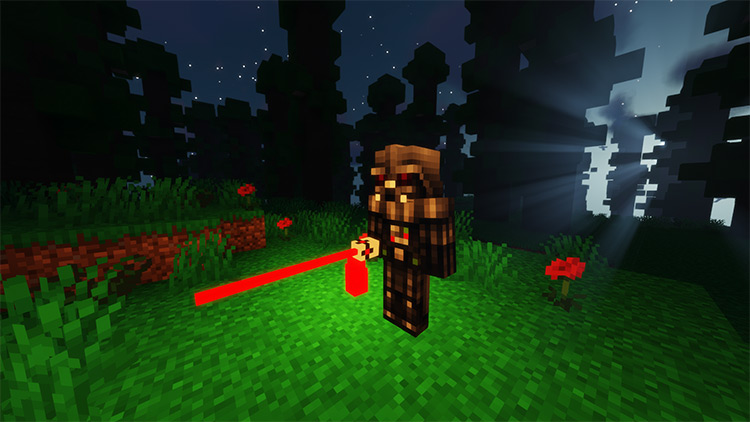 Star Wars: The Skywalker Saga Mod for Minecraft