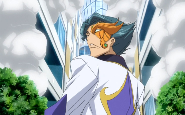 Jeremiah Gottwald Code Geass screenshot