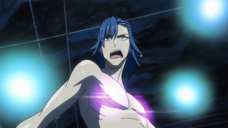 Aikurou Mikisugi from Kill la Kill anime