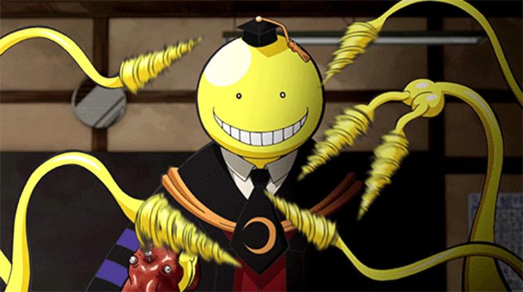 Koro-sensei Assassination Classroom screenshot