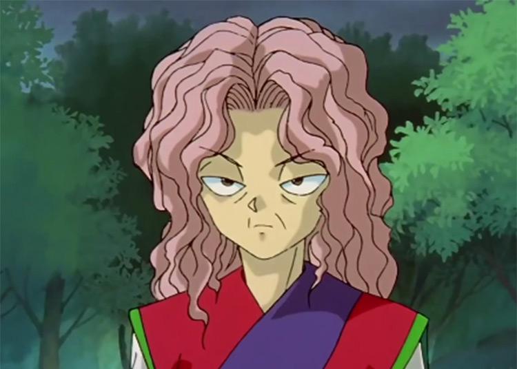 Genkai Yu Yu Hakusho anime screenshot