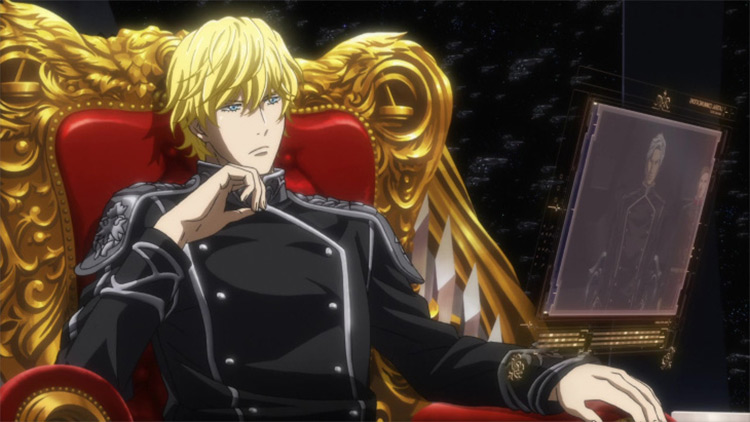 Legend of the Galactic Heroes anime
