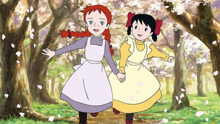 Anne of Green Gables anime