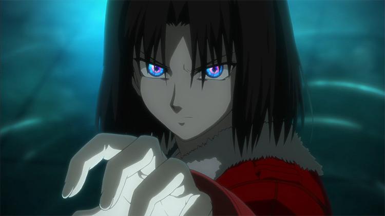 The Garden of Sinners anime