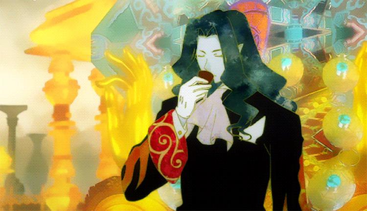 The Count of Monte Cristo anime screenshot