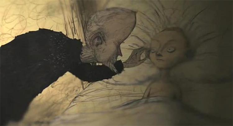 A Country Doctor anime screenshot