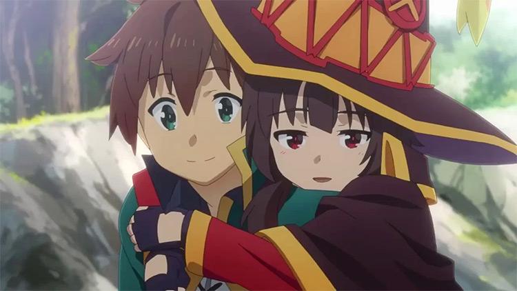God's Blessing on This Wonderful World! anime