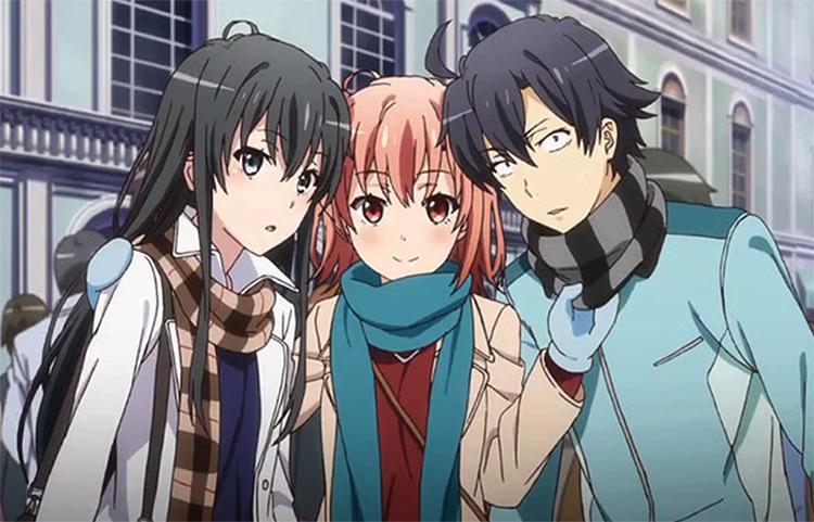 My Teen Romantic Comedy SNAFU anime