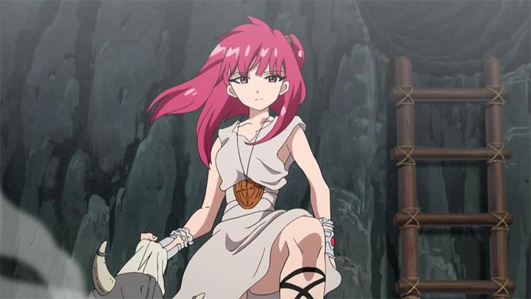 Morgiana from Magi: The Labyrinth of Magic