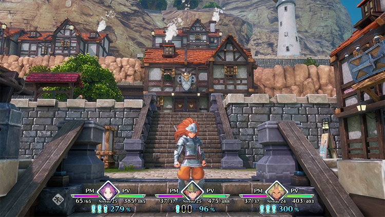 UE4 Very High Settings - Graphics Mod for Trials of Mana