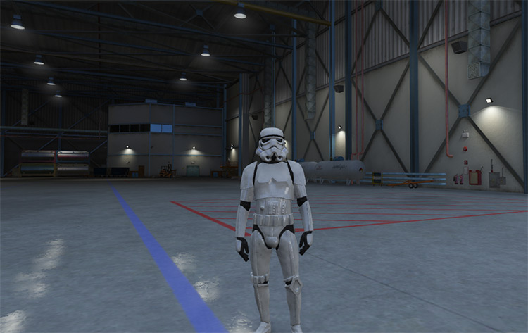 Stormtrooper mod for GTA5