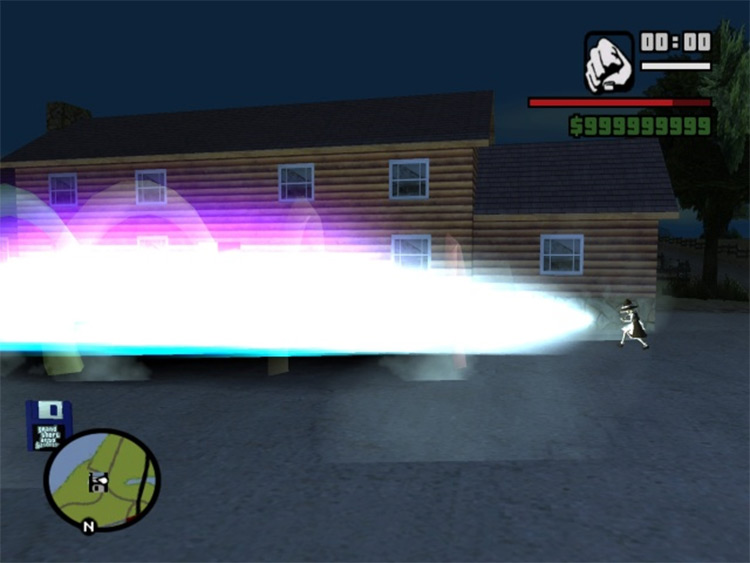 Master Spark Mod for San Andreas