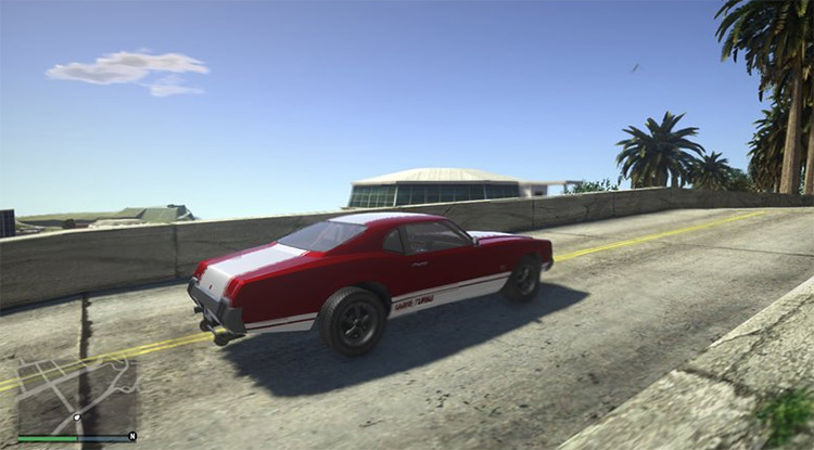V Graphics Mod for San Andreas