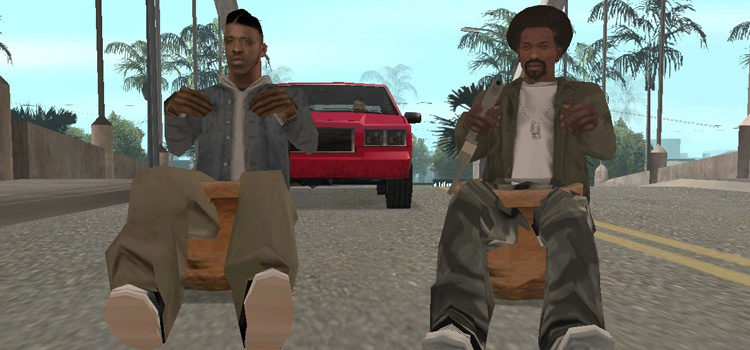GTA San Andreas: The Funniest Mods You Have To Try