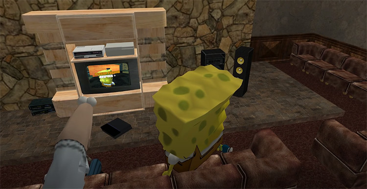 Spongebob SquarePants Skin Pack in GTA San Andreas