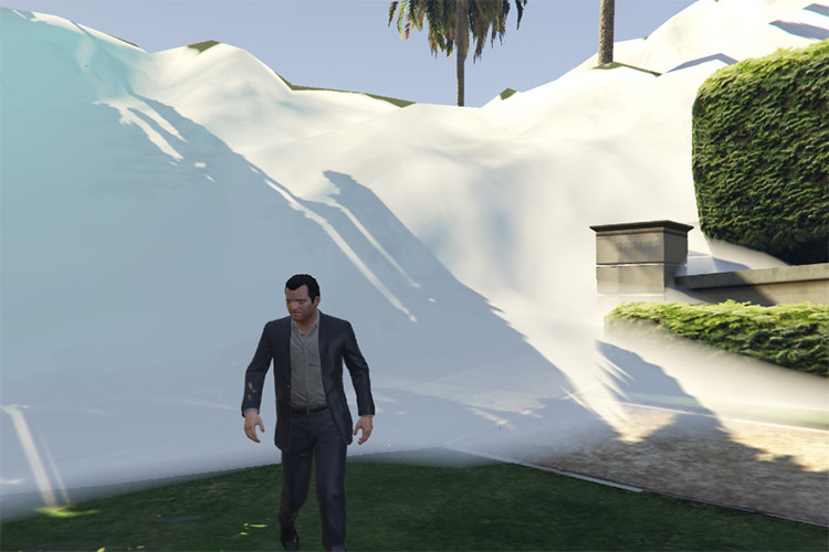 Tsunami Mod for GTA5