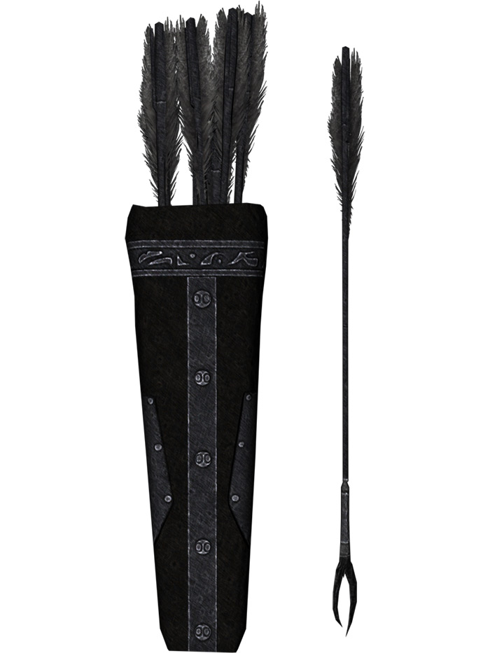 Daedric arrows