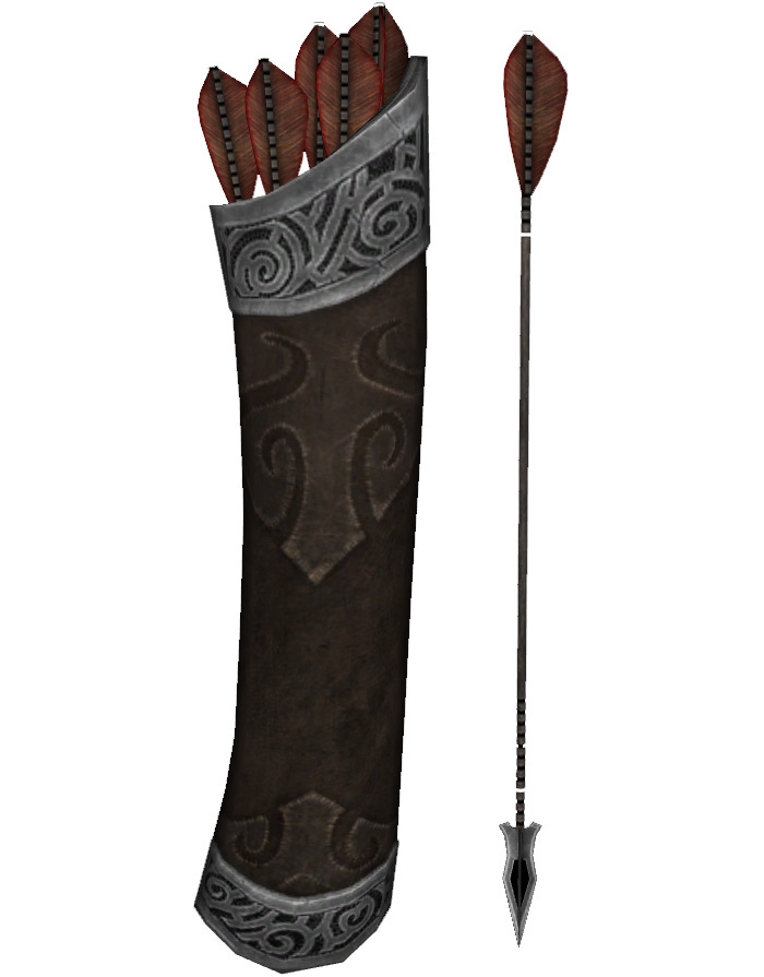 Steel arrow skyrim