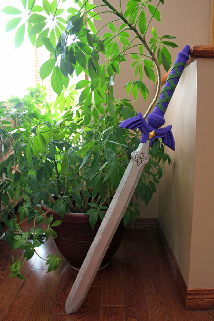 Links master sword diy