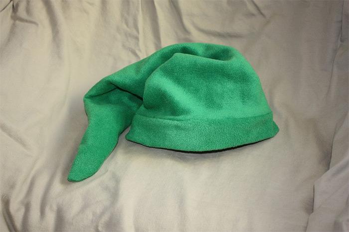 Links hat pattern