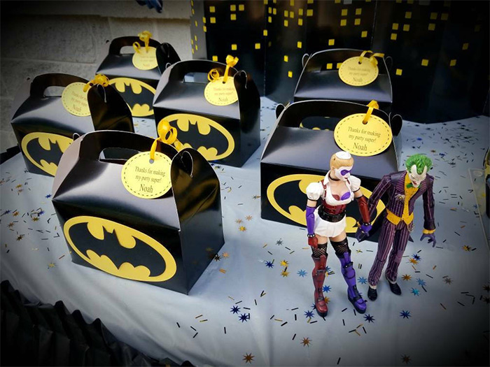 Goodie box batman style