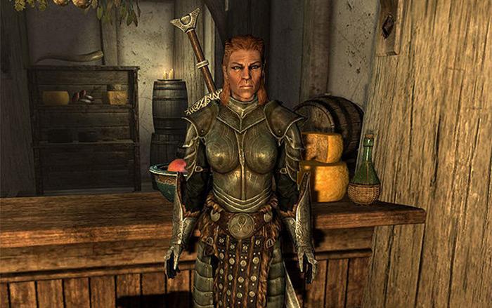 Uthgerd Skyrim wife