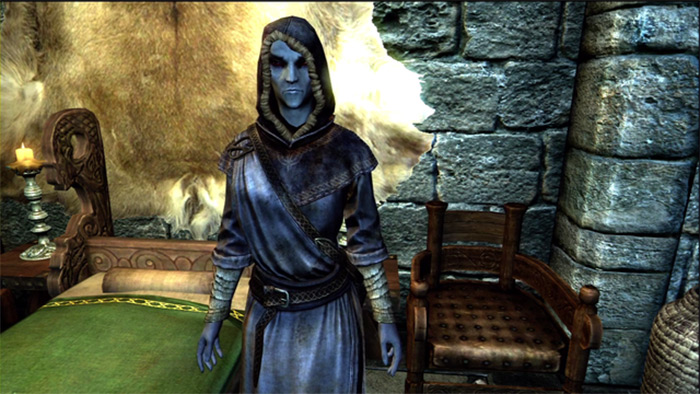 Brelyna Maryon skyrim wife