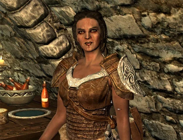 Ria skyrim wife