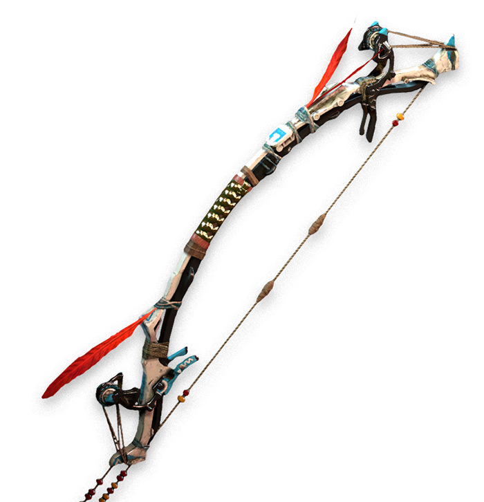 Shadow Hunter Bow HZD