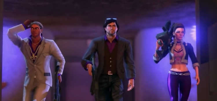 Top 10 Songs in Saints Row: The Third