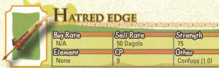 Hatred Edge Radiata Stories