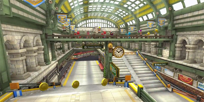 Super Bell Subway screenshot