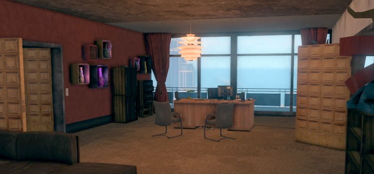 Best Cribs To Chill In While Playing Saints Row: The Third
