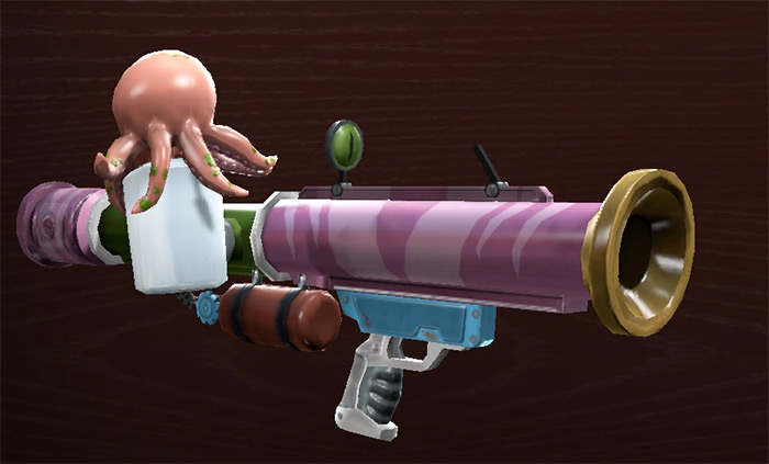 Mollusk Launcher from Saints Row 3
