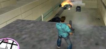 Minigun Rampage - GTA Vice City