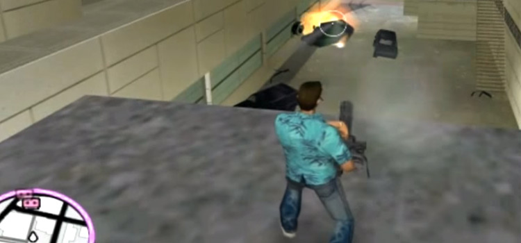 Top 20 Best Weapons in GTA Vice City