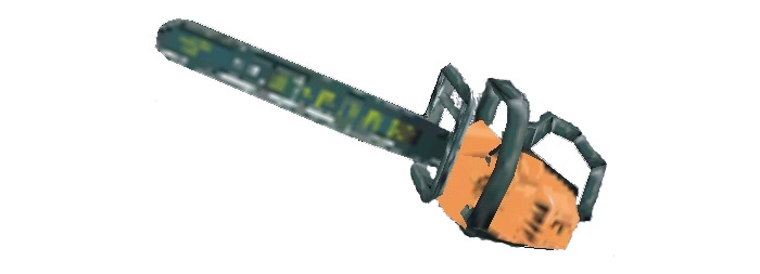 Chainsaw from Vice City