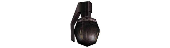 Remote Grenade weapon Vice City