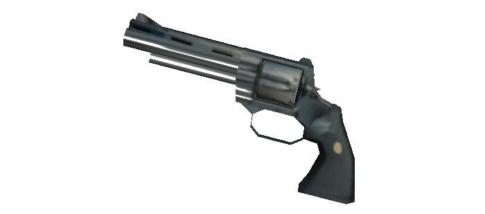 Colt Python gun Vice City