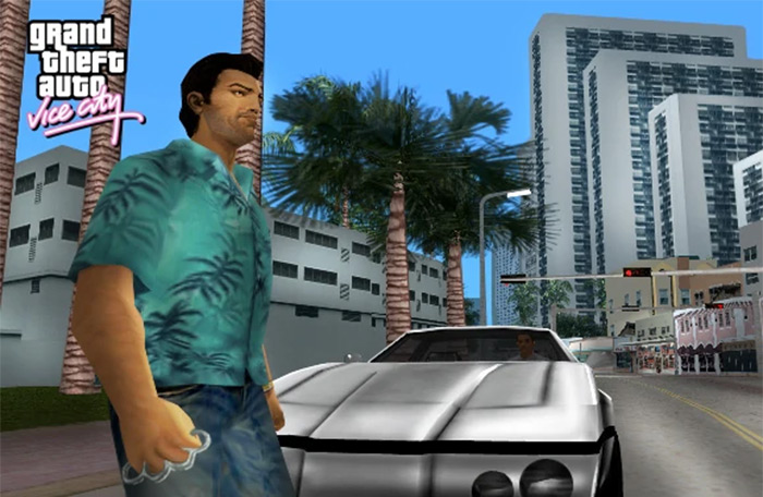 Knuckle Dusters in Vice City