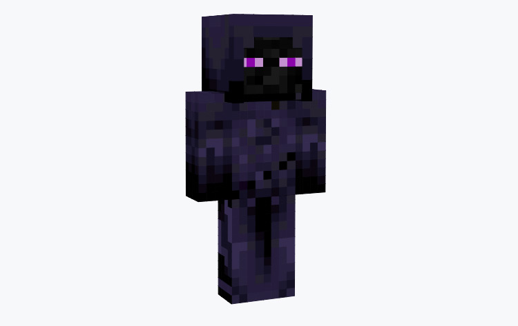 End Reaper Skin for Minecraft