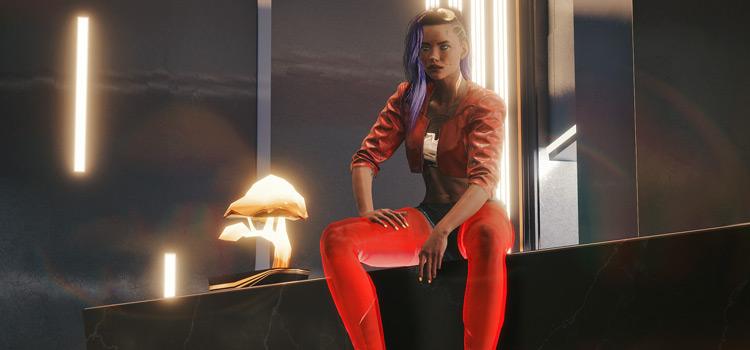 Jinguji Atelier Outfit for Cyberpunk 2077