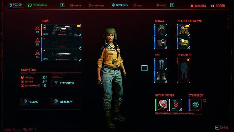 Hide Everything / Cyberpunk 2077 Mod