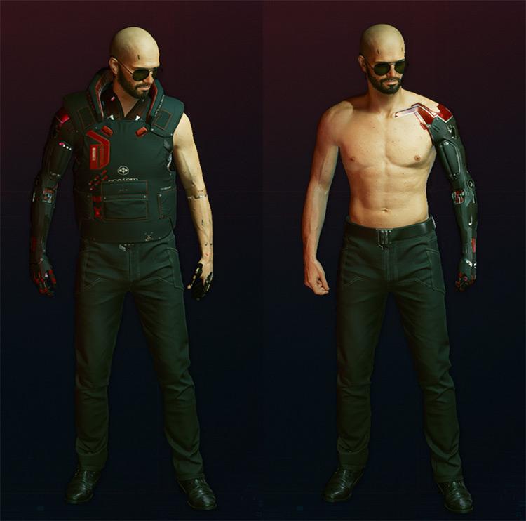 Arasaka Cyberarms / Cyberpunk 2077 Mod